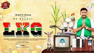LKG Sarcastic Poster | Political Satire | RJ Balaji | Priya | Anthony