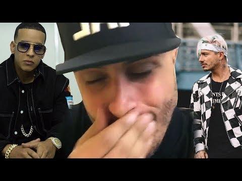 0 - Daddy Yankee y J Balvin estarían molestos con Nicky Jam