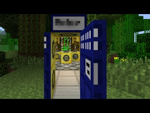 Time and Relative Dimension in Minecraft