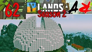 Ylands - S2Ep62 - The Dome Is Done (Survival/Crafting/Exploration/Sandbox Game)