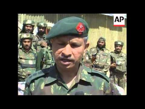 Indian forces kill 10 suspected Islamic militants