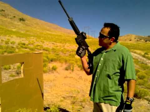 Rifle AR-15 Smith&Wesson calibre .223 ----5.56x45