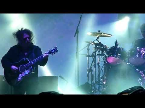 The Cure - Just Like Heaven - Concierto Bogota 19 de Abril de 2013 (HD)