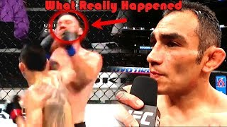 What Really Happened at UFC 238 (Tony Ferguson vs Donald Cerrone)