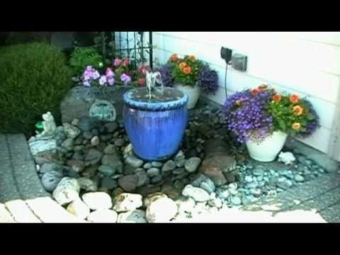 Learn How To Make A Pondless Water Feature Youtube