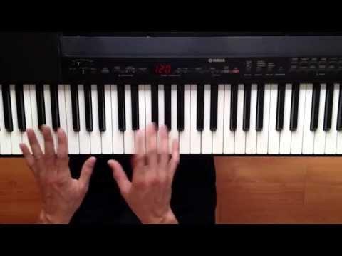 Cómo tocar Imagine en piano. Tutorial para piano y partitura