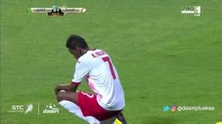 دوري بلس - ملخص مباراة الوحدة و الخليج في الجولة 10 من دوري جميل