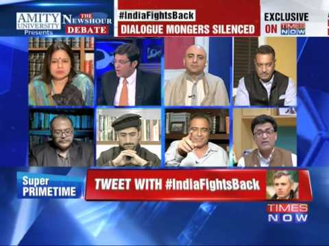 The Newshour Debate: Peaceniks still want talks? - Part 2 (5th Dec 2014)
