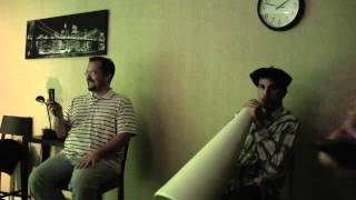 Ray Comfort -Behind The Scenes- 10/11/2010