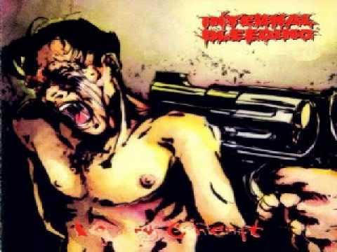 Internal Bleeding - Inhuman Suffering