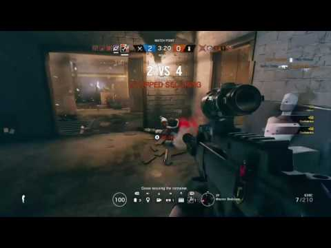 Rainbow Six Seige Montage      Song By: Lor Kev ft The Guapo x Niggas be fakin