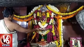 Devotees Throng To Edupayala Vana Durga Temple In Medak