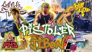 Pistoler Jibon Feat GTA V | Pistoler Jibon By uptown lokolz | GTA V Parody | PHS GAMING