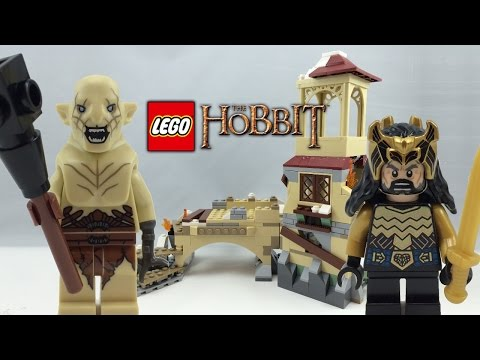 LEGO The Hobbit The Battle of Five Armies Review 79017