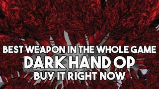 Dark Hand too OP, pls nerf. - Dark Souls III