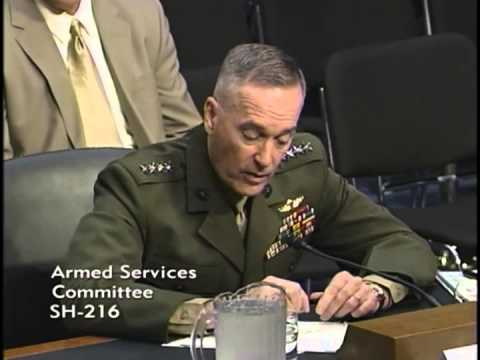 Graham Questions General Dunford on Situation in Afghanistan
