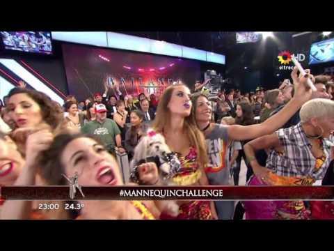 El Mannequin Challenge revolucionó ShowMatch