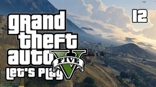 GTA V - Let's Play/Walkthrough - Mission 14: Nervous Ron - #12 (GTA 5 Gameplay)