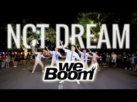 [KPOP IN PUBLIC] NCT DREAM (엔시티 드림) - 'BOOM' | DANCE COVER | Cli-max Crew from Vietnam