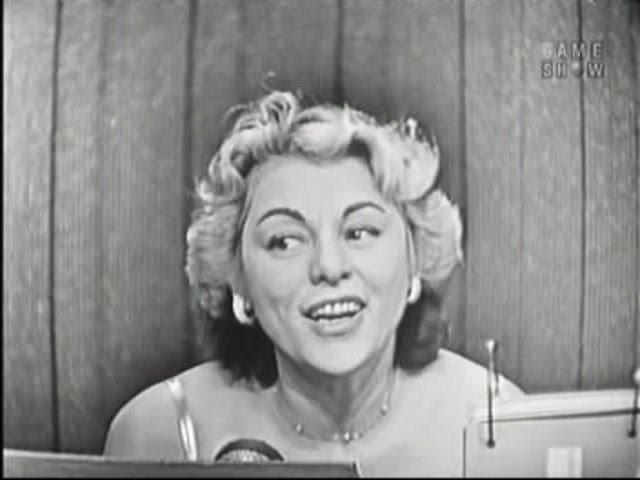 What's My Line? - Salvador Dali; Lillian Roth; Peter Lawford [panel] (Jan 27, 1957)