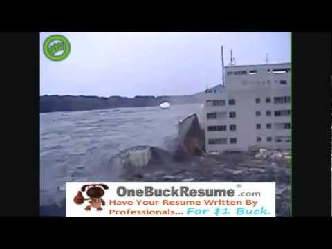 The Unreleased Footage Of Japan's Tsunami Disaster (original Video) video