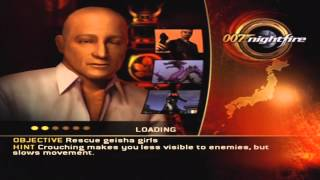 007 Nightfire (PS2) Walkthrough - Part 5 - Double Cross - The other guests [HD]