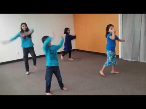 Blue hai pani - Choreographed by Ruchi Mehta