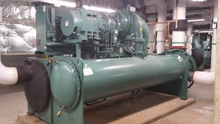 How A Chilled Water System Works
