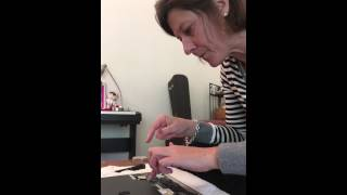 Fix-it Mom fixes Asus laptop-- keyboard keys intermittently not working