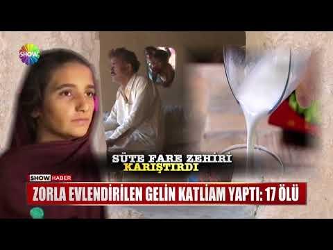 Zorla evlendirilen gelin katliam yaptı: 17 ölü