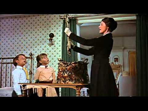MARY POPPINS (extrait sac à main)