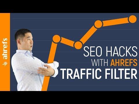 7 Easy SEO Hacks using Ahrefs' New Traffic Filter