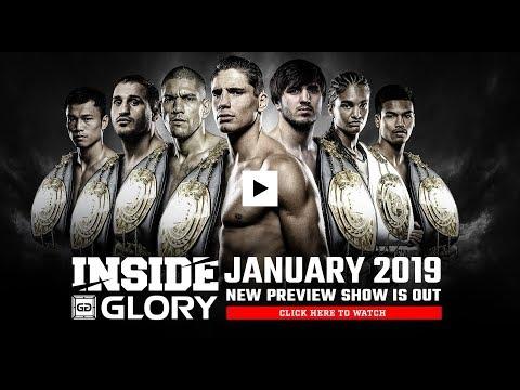 Inside GLORY - January 2019