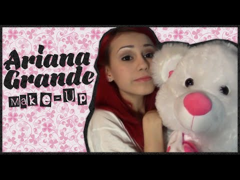 Ariana Grande Make Up Tutorial / Макияж Арианы Гранде