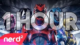 Power Rangers Song | The Power Inside | [1 HOUR VERSION] #NerdOut