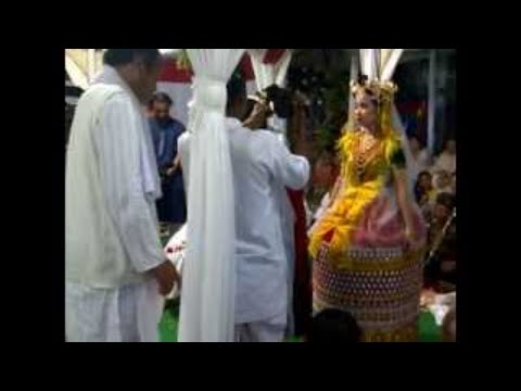 Manipuri Wedding video