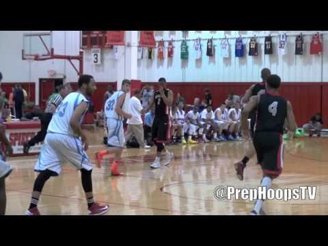 Trevon Bluiett 2014 Indianapolis Park Tudor School at the Run-N-Slam Classic