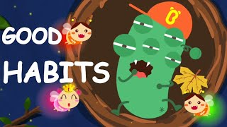 Learning Good Habits for Kids | Educational Game | Healthy Habits