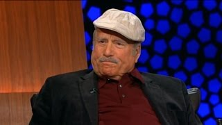 Richard Dreyfuss breaks down after meeting Robert Shaw