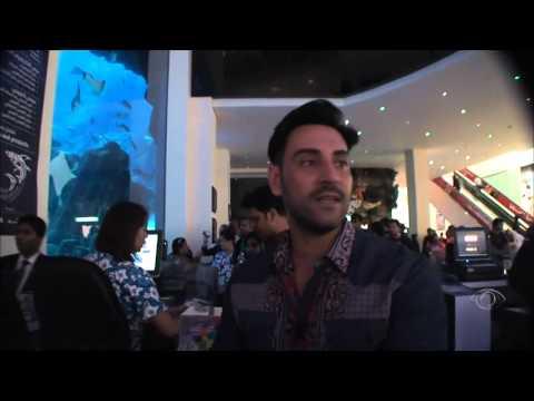 O Mundo Segundo os Brasileiros | Dubai (Emirados Árabes) | 18/03/2013 | HD | Bandeirantes
