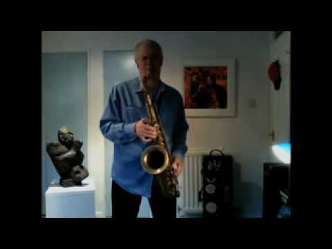Sleepy Time Down South - Selmer Sba Tenor Sax video