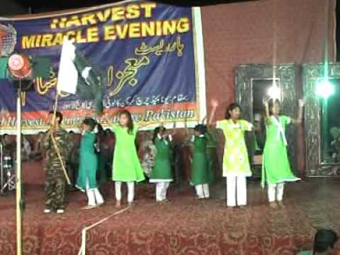 Pastor Saleem Song (sunday School- Dharti Hai Maa.mpg) video
