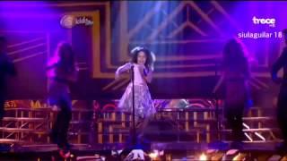 Nicole Vs Alexis - Concierto 15 (semifinal) La Academia Kids Lala 2