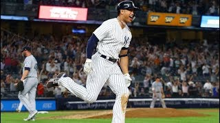 New York Yankees | 2018 Home Runs   Including Postseason  (273) ᴴᴰ