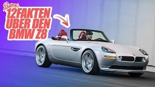 12 Fakten über den BMW Z8 | BAVMO Car Facts