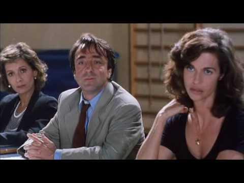 Scrutinio finale - [La scuola, 1995] Silvio Orlando e Anna Galiena.