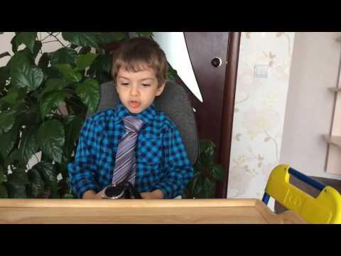 Самоходная игрушка трактор – резинка + катушка от ниток