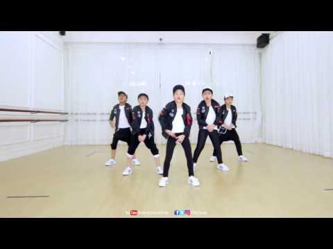 Azahra leola dance hip hop