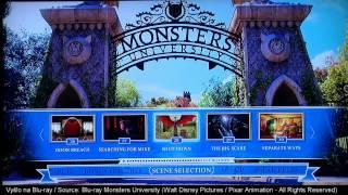 225. Díl pořadu Film-Arena: Monsters University / Univerzita pro příšerky 3D + 2D