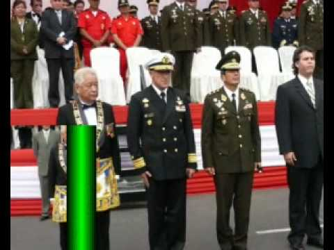 Gran Logia Occidental del Peru Desfile 7 de Junio